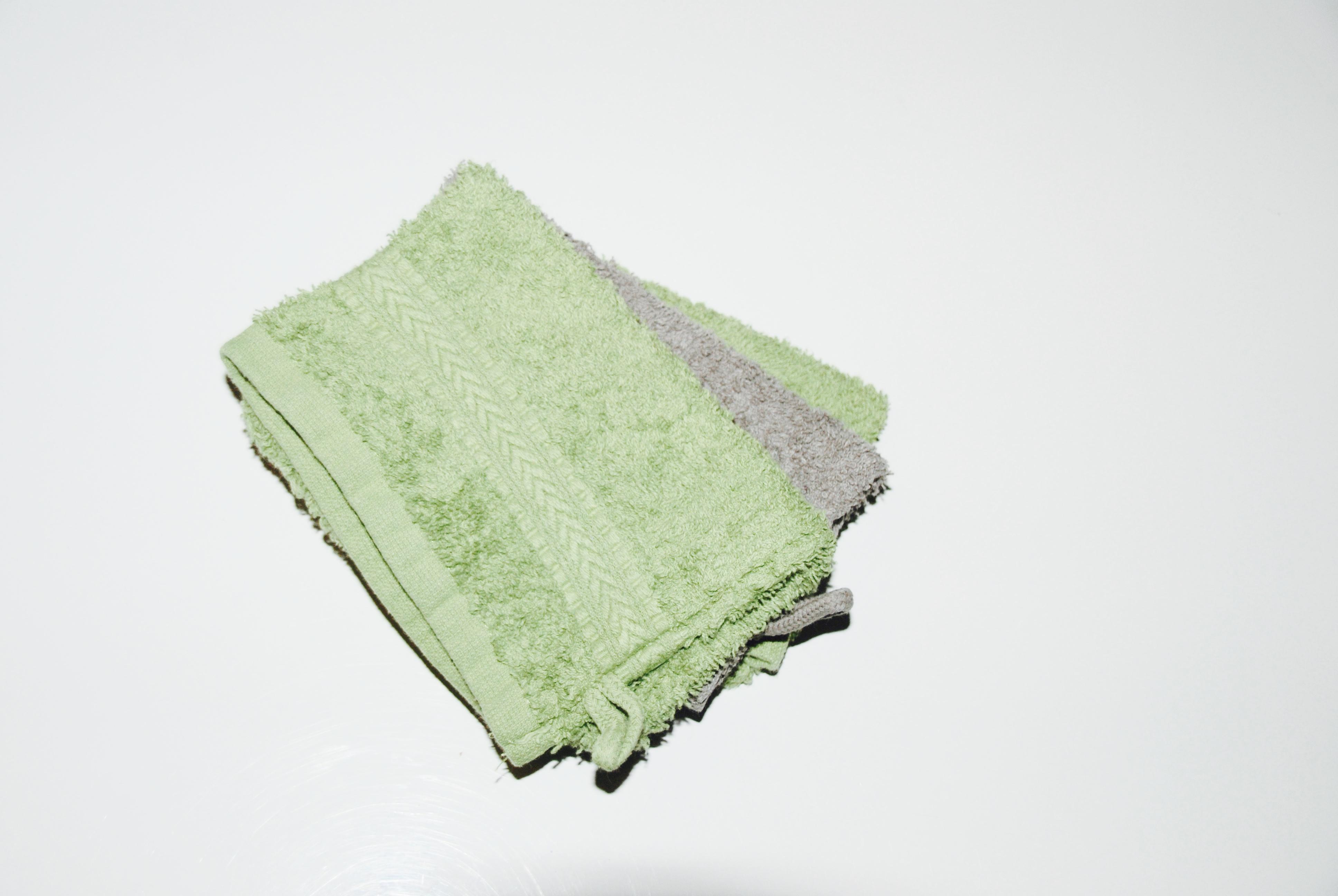 Waschhandschuhe verschiedene Farben 10 St 19,95€